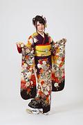 1866 紫系 まり・松竹梅背面写真