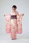 1905 ピンク系 白ピンク、ばら、LIZ LISA サムネイル