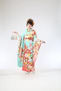 1935 水色系 桜花 サムネイル